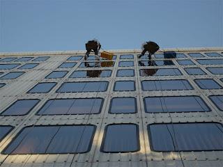 Trabajos en altura en Zaragoza
