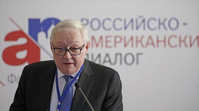 Rusia promete medidas de represalia por nuevas sanciones de EEUU