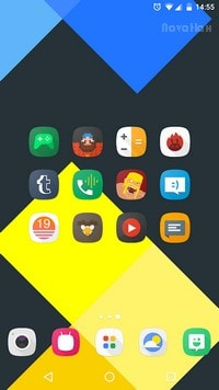 Smugy Grace UX Icon Pack apk download