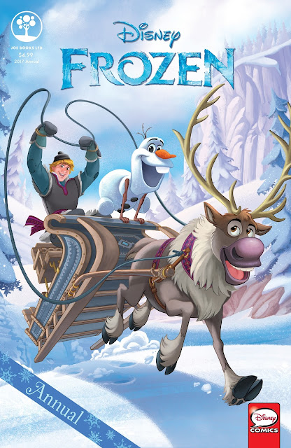 Disney Frozen Annual 2017