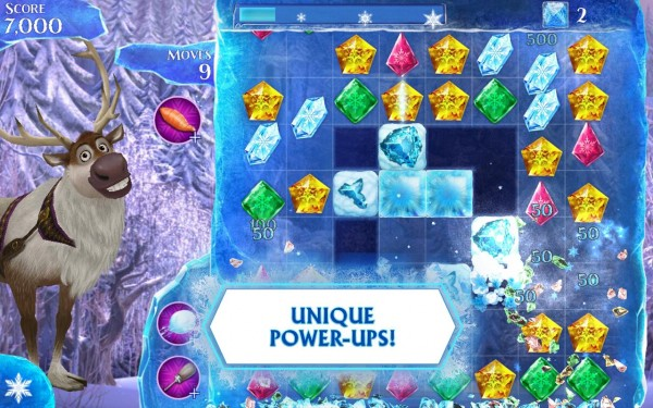 Frozen Free Fall Apk v3.9.0 Mod (Unlimited Lives)