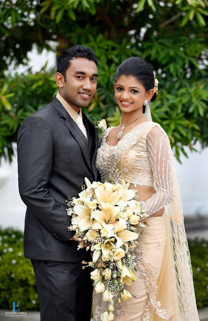 Musician Nawarathna Gamage Elder Son Wedding
