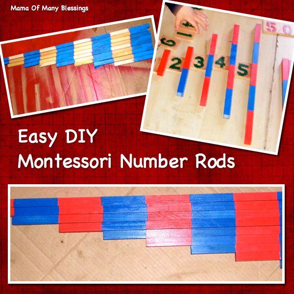 Easy-DIY-Montessori-Number-Rods