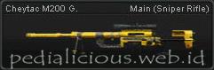 Cheytac M200 G.