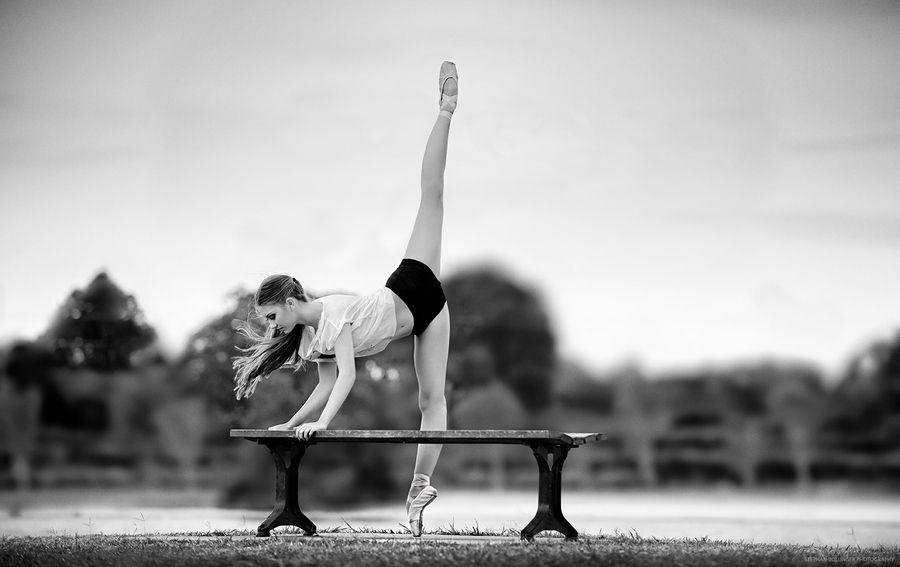 26. Ballerina in the Park