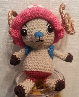 http://www.ravelry.com/patterns/library/tony-tony-chopper
