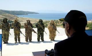 Πώς η τουρκική απειλή αποτυπώνεται στην Άσκηση «ΕFES»