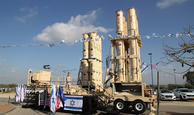 Arrow 3 Missile Defense System in Israel