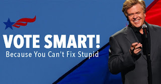 Ron White for president poster