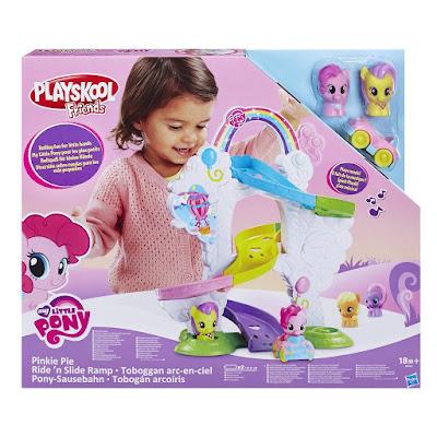 TOYS : JUGUETES - PLAYSKOOL Friends My Little Pony - Tobogan Arcoiris Hasbro B4622 | A partir de 18 meses Comprar en Amazon España & buy Amazon USA