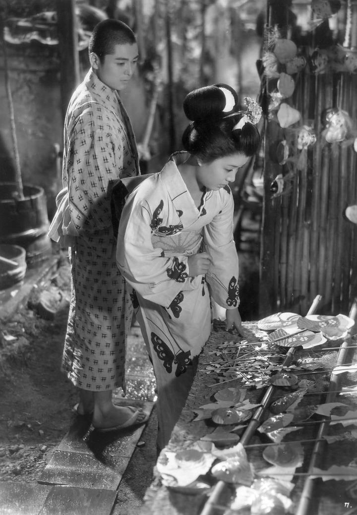 たけくらべ (1955年の映画)