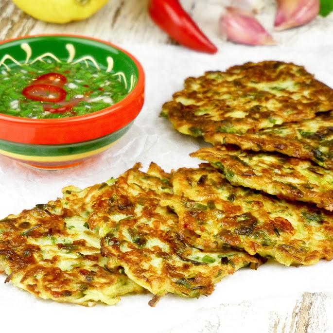 Recept Turkse courgettepannenkoekjes