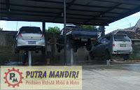 Konsumen Hidrolik Mobil