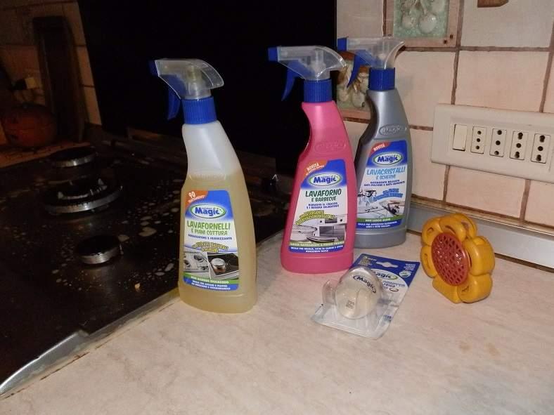 Mister Magic, grandi soluzioni per pulizie perfette