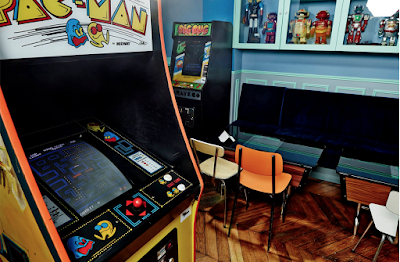 Recreativas Le Fantome - Arcade Bar París
