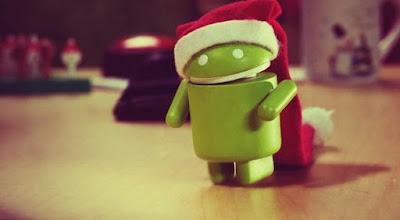 Aplikasi Android Bertema Natal dan Tahun Baru