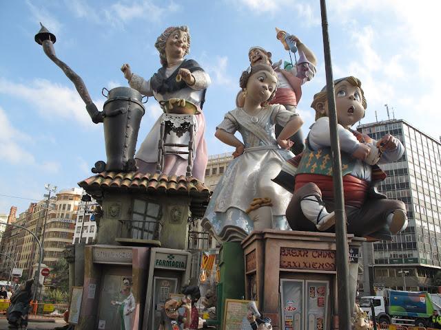 Valência (Espanha): 10 motivos para amar a cidade - Las Fallas