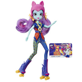 MLP Equestria Girls Friendship Games Sporty Style Deluxe Sunny Flare Doll