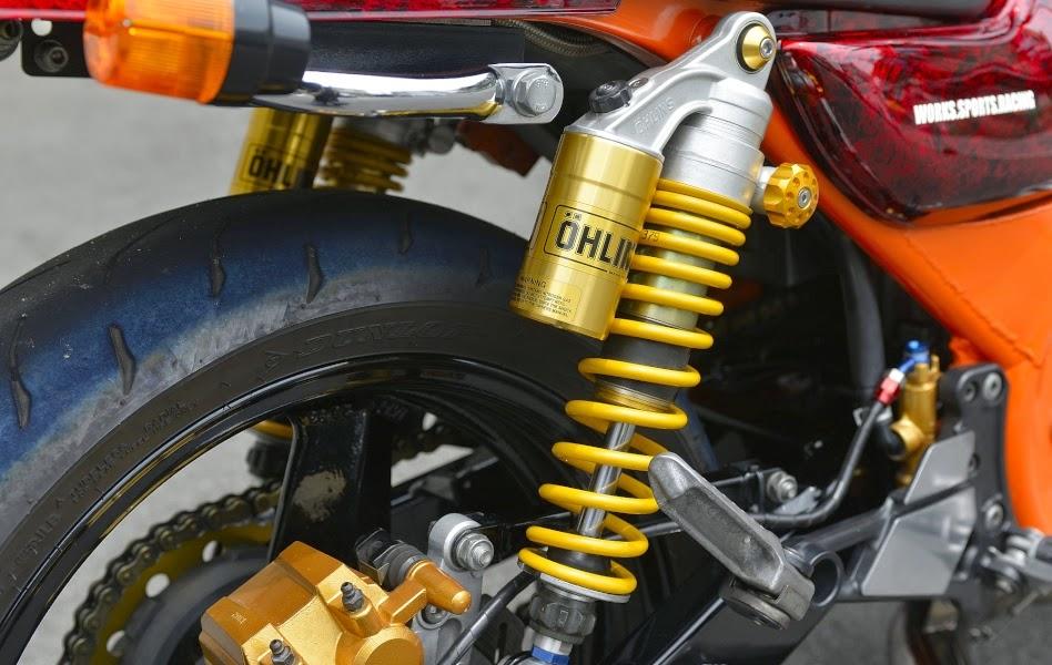 Racing Caf U00e8  Kawasaki Zephyr 750 By Works Sports Racing
