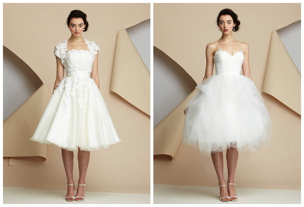 Wedding Gown For Petite Bride: WhiteAzalea Ball Gowns: Short Ball Gown Wedding Dresses