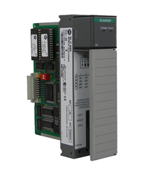 Allen Bradley Plc Training >> Remote I/O Scanner 1747-SN