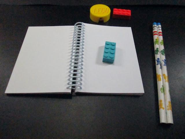 Kit escolar LEGO