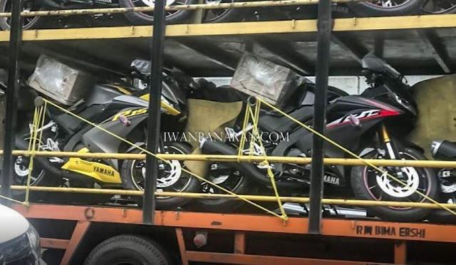 Terungkap Warna Baru Yamaha R15 Tahun 2019