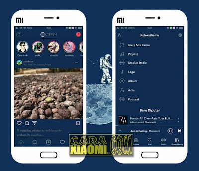 Download Theme MIUI Grimmy Mtz For Xiaomi
