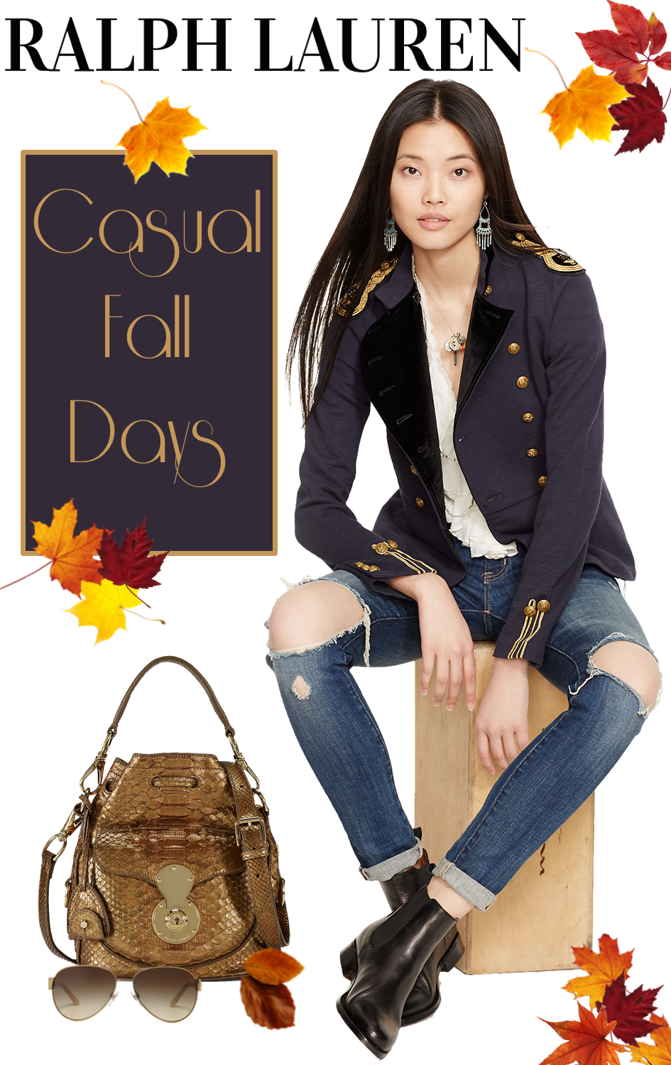 Ralph Lauren 2015 Fab Fall Finds