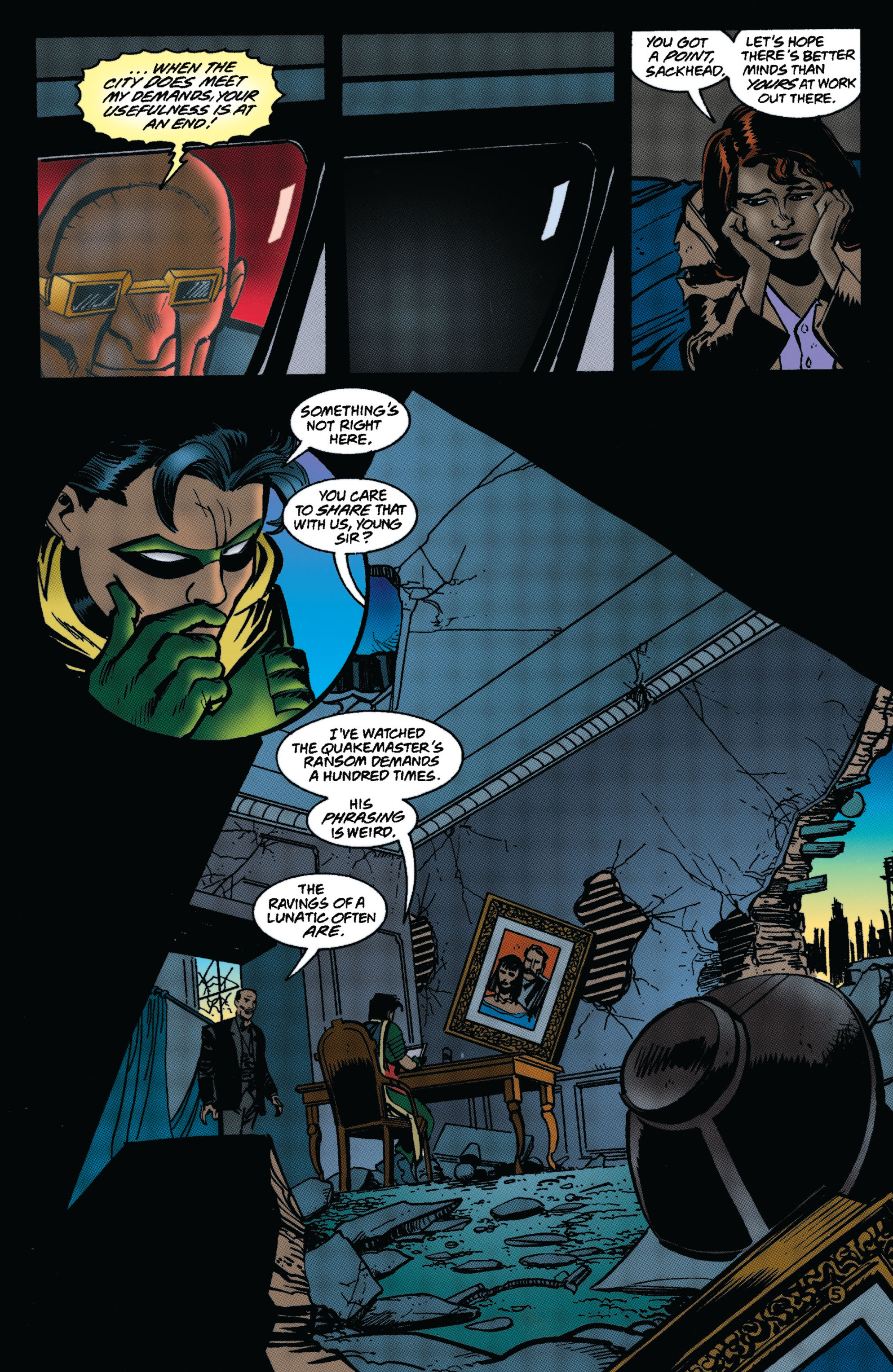 Detective Comics (1937) 721 Page 4