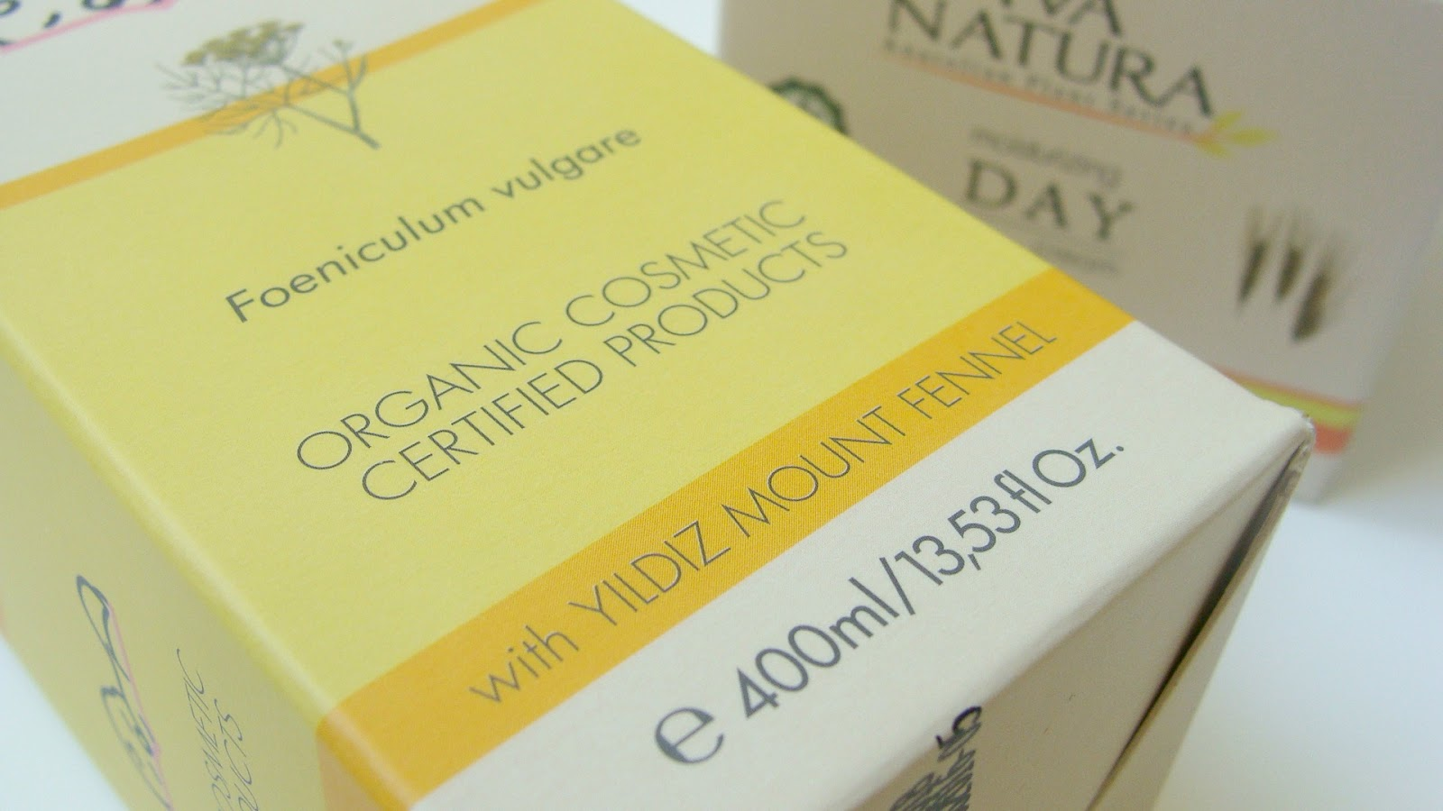 Iva Natura, kosmetyki organiczne