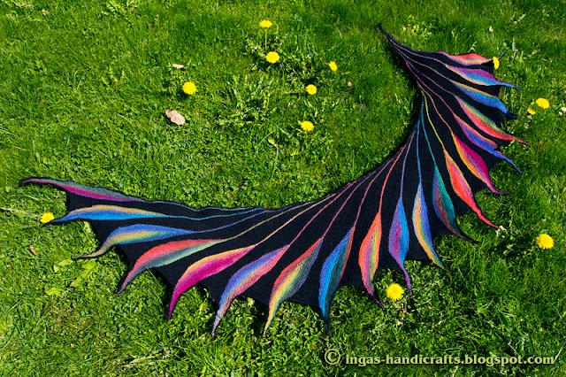 Dreambird KAL