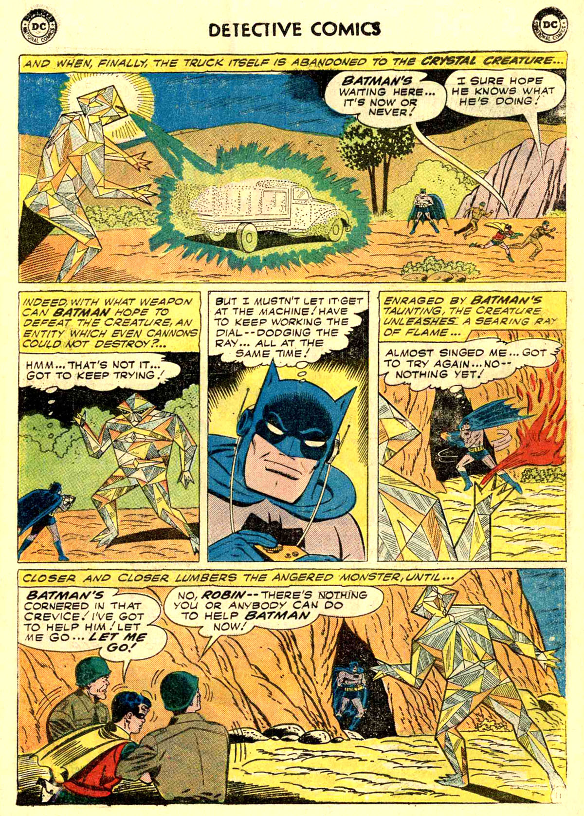 Read online Detective Comics (1937) comic -  Issue #272 - 13