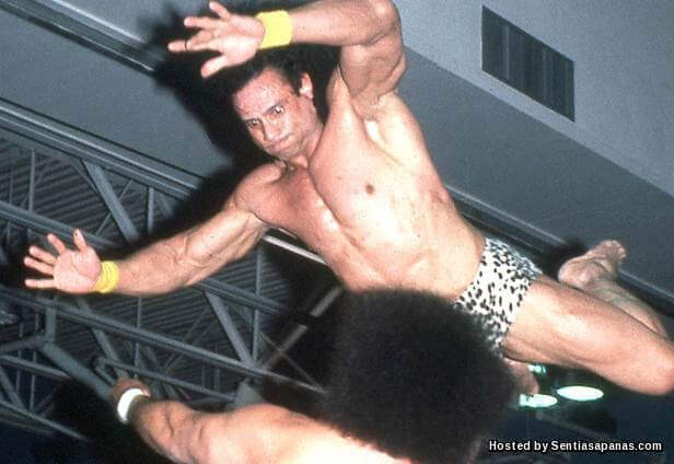 Jimmy 'Superfly' Snuka [2]