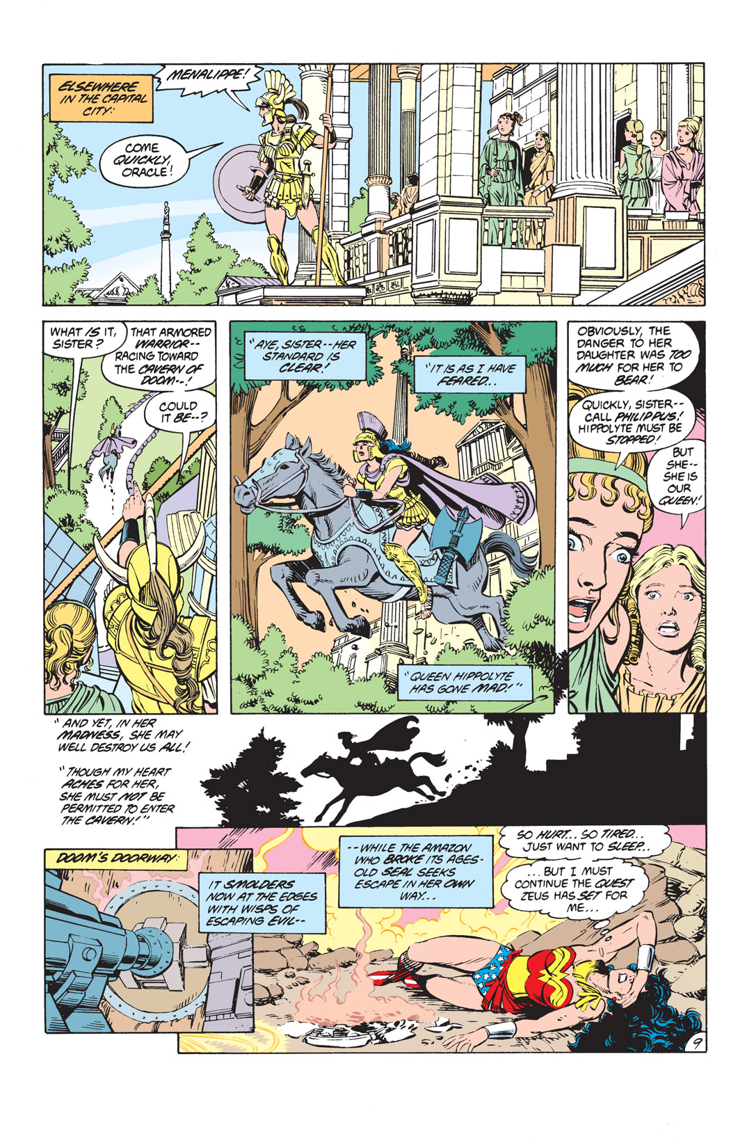 Read online Wonder Woman (1987) comic -  Issue #11 - 9