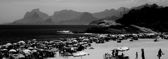 Praia de Camboinhas, em Niterói