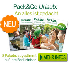 Center Parcs Pack & Go