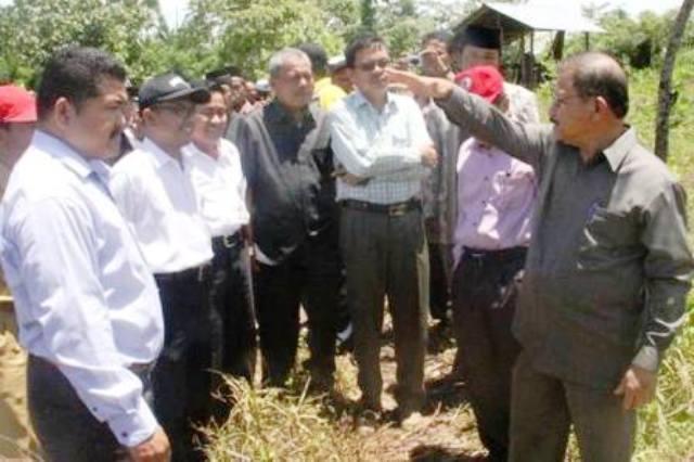 Bupati Ali Mukhni Optimis Tarok City, Berdampak Positif Bagi Padang Pariaman