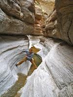 another adventure by Chris Baer, Olo canyon Grand Canyon, Colorado