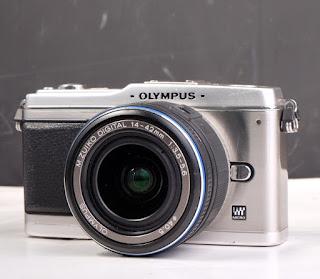 Jual Mirrorless Olympus E-P1 Bekas