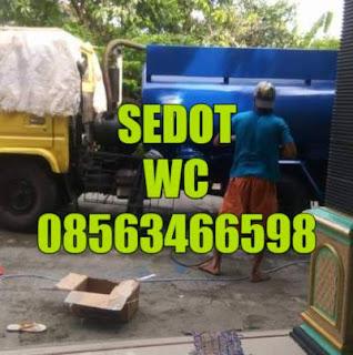 Sedot WC Pengampon Surabaya