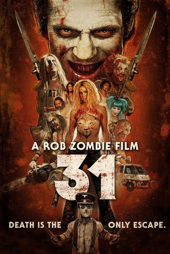 Fishmuffins of Doom: Horror Movie Mini-Reviews: 31 and