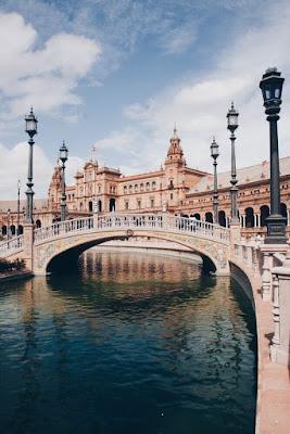 Séville et ses monuments d'influence arabe