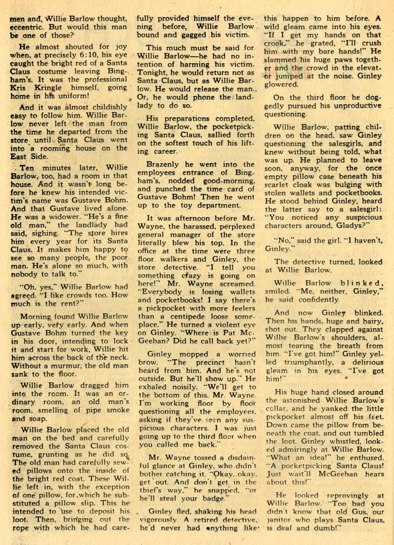 Read online Detective Comics (1937) comic -  Issue #111 - 32