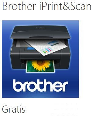Программа Brother iPrint and Scan
