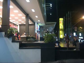 Teras Java mall