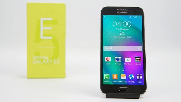 Harga Terbaru Samsung Galaxy E5 Duos SM-E500H