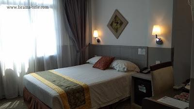 ulasan Hallmark Leisure Hotel Melaka