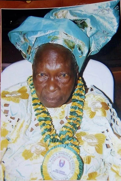 ooni ife grandmother dead