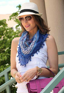 ec5eec3b2fd2 10 formas de usar pañuelo con estilo